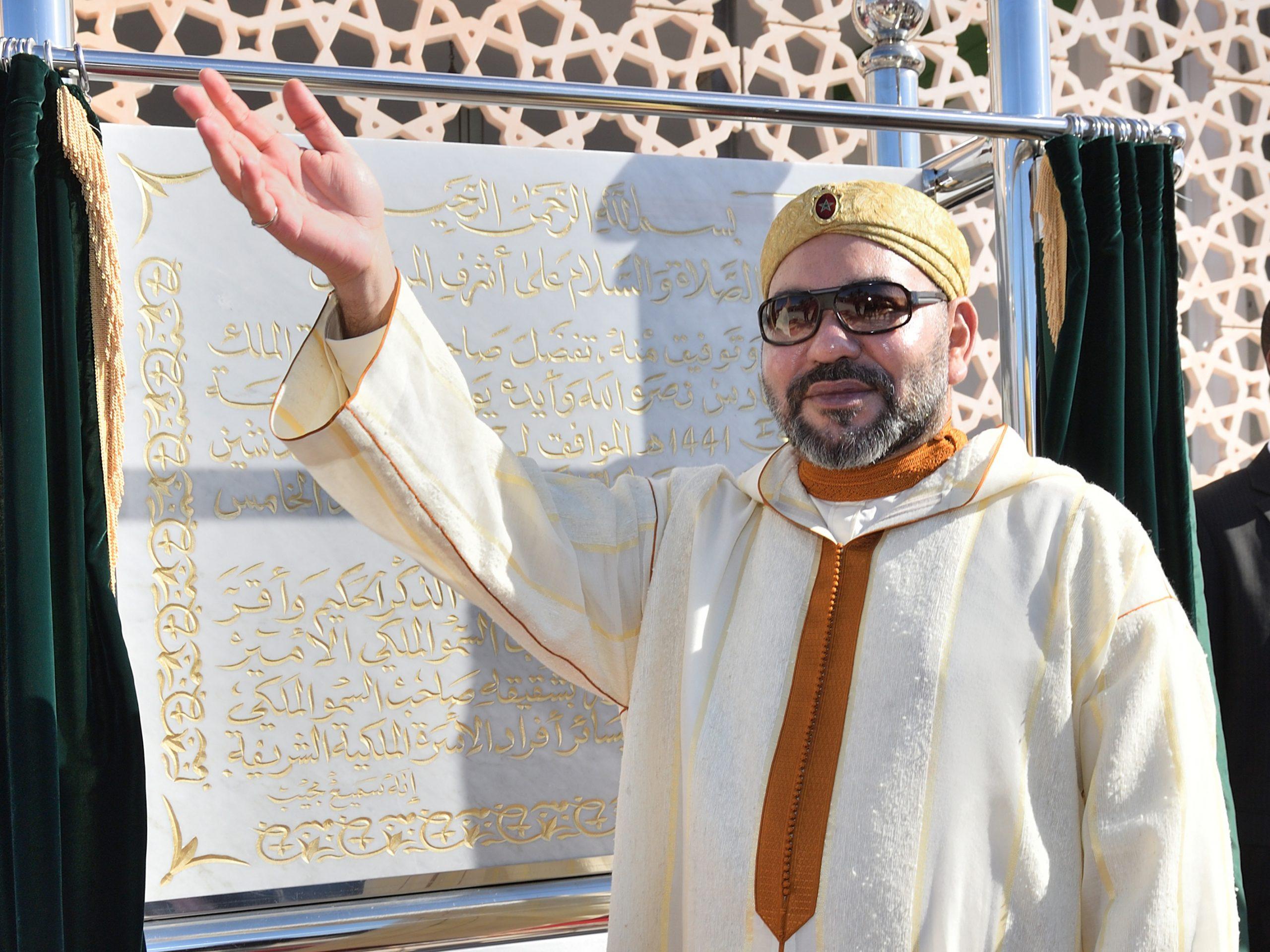 """الكشف الجديد باسماء 5 آلاف سجين المفرج عنهم بمناسبة عيد الفطر بالمغرب """"عفو الملك محمد"""""""